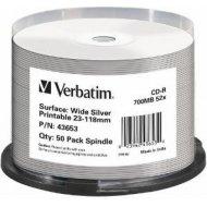 Verbatim 43653 CD-R 700MB 50ks