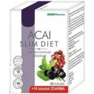 Edenpharma Acai Slim diet 60+10kps