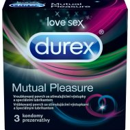 Durex Mutual Pleasure 3ks