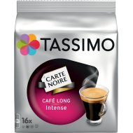 Carte Noire Tassimo Café Long Intense 16ks