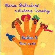 Mária Podhradská a Richard Čanaky - Deťom 5