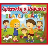 Spievanky a Riekanky spod Zlatej Brány 2CD
