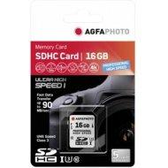 Agfa AgfaPhoto SDHC Professional UHS-I Class 10 16GB