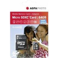 Agfa AgfaPhoto Micro SDXC Class 10 64GB