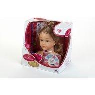 Klein Princess Coralie - Česacia hlava veľká s makeupom