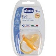 Chicco Physio Soft celokaučukový cumlík 12m+