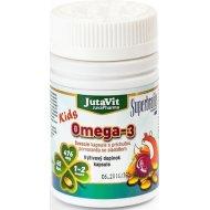 Juvapharma Juvita Omega-3 Kids 45tbl