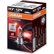 Osram H7 Silverstar 2.0 PX26d 55W 1ks