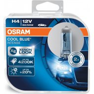 Osram H4 Cool Blue P43t 60/55W 1ks