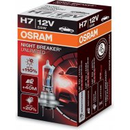 Osram H7 Night Breaker Unlimited PX26d 55W 1ks