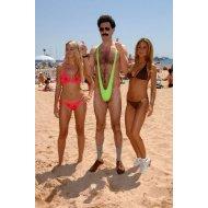 Mankini Borat plavky