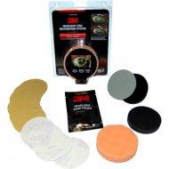 3M Headlight Lens Restoration System 39073
