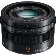 Panasonic Leica DG Summilux 15mm f/1.7 ASPH