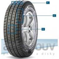 Pirelli Carrier Winter 195/65 R16 104T