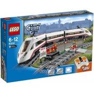 Lego City - Vysokorýchlostný osobný vlak 60051