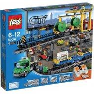 Lego City - Nákladný vlak 60052
