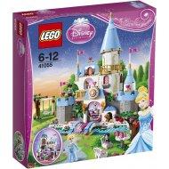 Lego Disney Princess - Popoluškin romantický zámok 41055