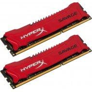 Kingston HX316C9SRK2/8 2x4GB DDR3 1600MHz CL9