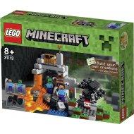 Lego Minecraft - Jaskyňa 21113