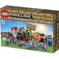 Lego Minecraft - Crafting Box 21116