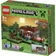 Lego Minecraft - Prvá noc 21115