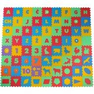 Malý Génius penový koberec Mix 72