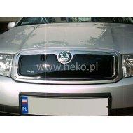 Heko zimná clona Škoda Fabia od 2000 do 2007