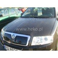 Heko zimná clona Škoda Superb od 2002 do 2006