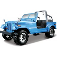 Bburago  Jeep Wrangler  1:24