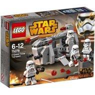 Lego Star Wars - Prepravná loď Impéria 75078