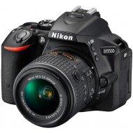 Nikon D5500 + 18-55 AF-S DX VR + 55-200 AF-S VR