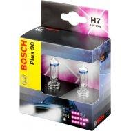 Bosch H7 Plus 90 PX26d 55W 2ks