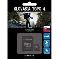 Garmin Slovakia TOPO 4 microSD/SD