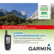 Garmin Alpenvereinskarten 2013 microSD/SD