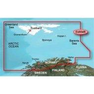 Garmin BlueChart G2 Vision Regular - Nórsko EU054R