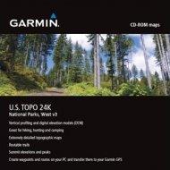 Garmin U.S. TOPO 24K National Parks West