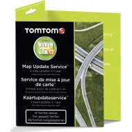 TomTom Map Update Service Card 1 Year