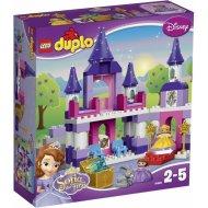 Lego Duplo - Princezná Sofia I. - Kráľovský hrad 10595