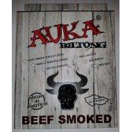 Auka Biltong Beef Smoked 100g