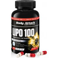 Body Attack Lipo 100 120kps