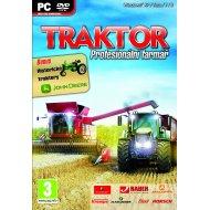 Traktor: Profesionálny farmár