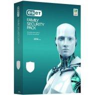 Eset Family Security Pack 4 PC 18 mesiacov Krabicová licencia