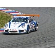 Jazda v pretekárskom Porsche