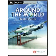 Flight Simulator X Steam Edition - Around the World in 80 Flights