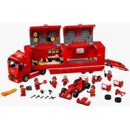 Lego Speed Champions - Kamión pre voz F14 T tímu Scuderia Ferrari 75913