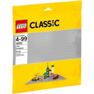 Lego Classic - Sivá podložka na stavanie 10701