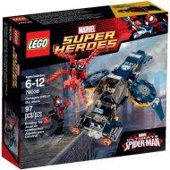 Lego Super Heroes - Carnagov vzdušný útok na SHIELD 76036