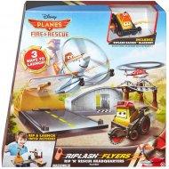 Mattel Planes set s naťahovacím lankom