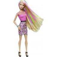 Mattel  Barbie - Dúhové vlasy
