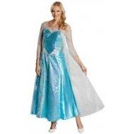 Rubie´s  Elsa Deluxe (Frozen) pre dospelých